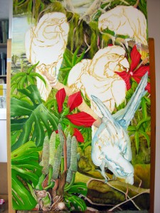 1501 Macaws Progress 26