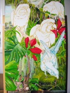 1501 Macaws Progress 27