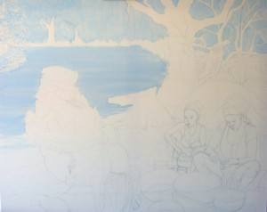 1510: Guardians of the Mangrove Oyster. Progress 2