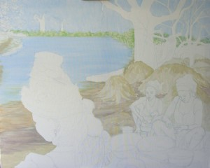 1510: Guardians of the Mangrove Oyster. Progress 4