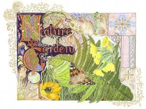 1513 Illuminated Nature Garden