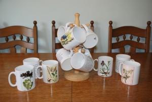 Cambridge Ceramic Mugs 300ml