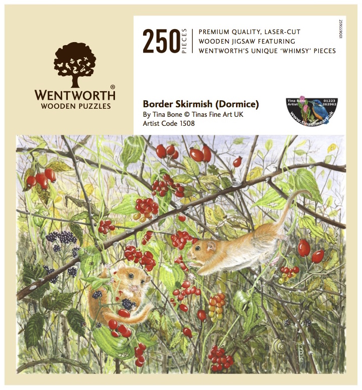 02 Whimsy Jigsaw Puzzle 12 Designs 23 Tinas Fine Art Uk